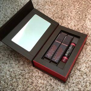 NEW Burt's Bees Lipstick chapstick box bundle kit